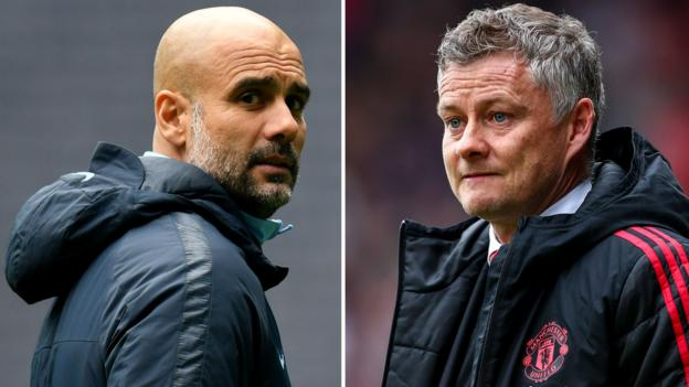 Manchester derby: Ole Gunnar Solskjaer says Man Utd remain 'bigger club' thumbnail