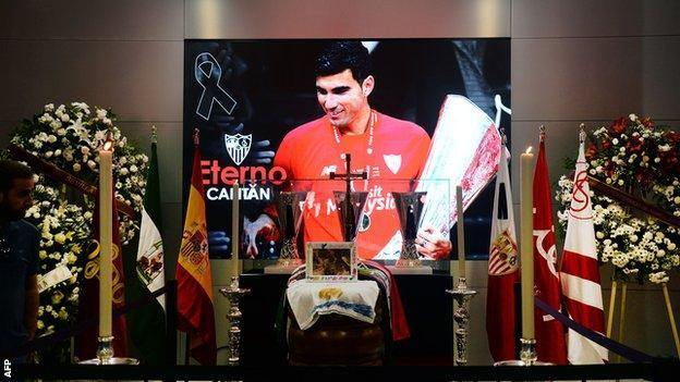 Jose Antonio Reyes: Former Arsenal winger's car travelling at 135mph before crash