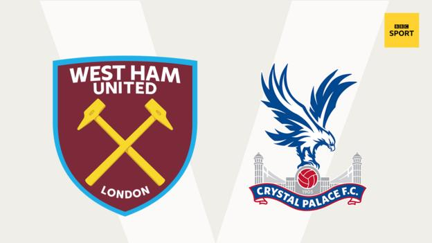 West Ham v Crystal Palace