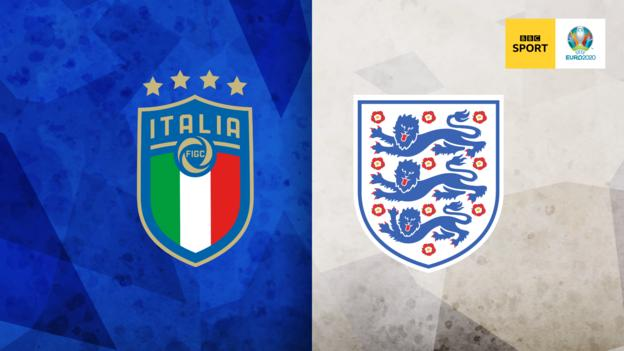 Italia vs Inghilterra