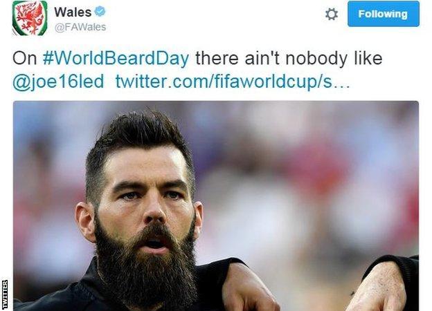 FA Wales Tweet