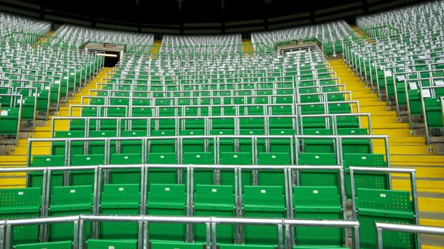 Celtic Open New Safe Standing Section In Win Over