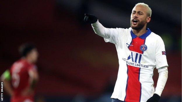 Neymar Wants Lionel Messi At Paris St Germain Could It Happen Bbc Sport