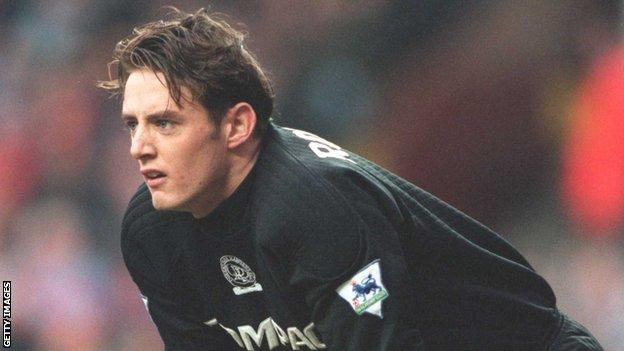 Tony Roberts made his name at Queen's Park Rangers during his playing career