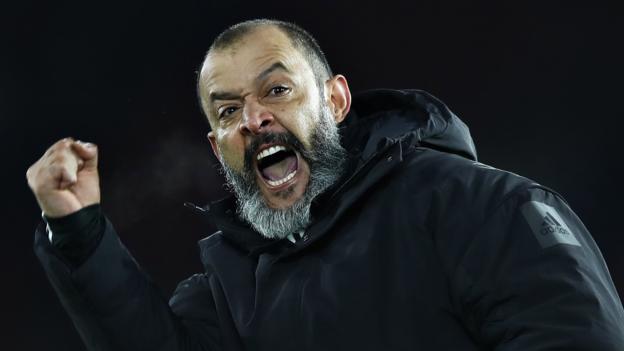 Nuno Espirito Santo: Wolves boss has had 'no proposal' over new contract thumbnail