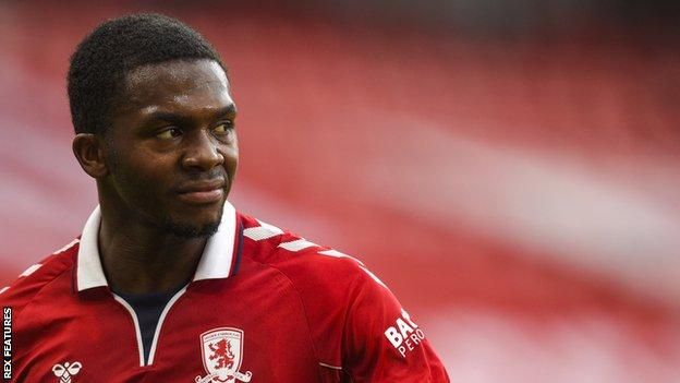 Anfernee Dijksteel has made 11 league appearances for Middlesbrough so far this season