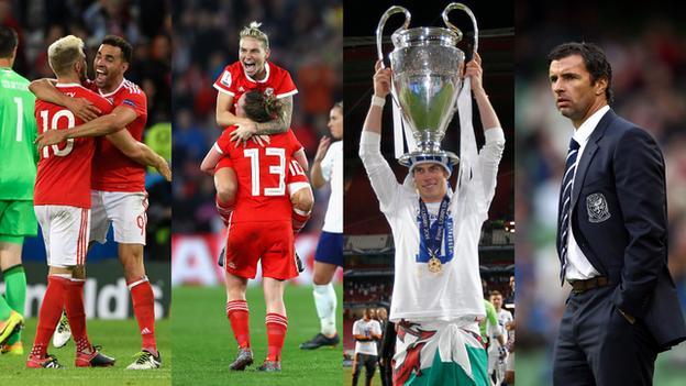 Wales football highlights