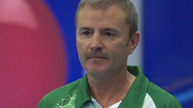 Gourlay was beaten Kelvin Kerkow in the 2006 Scottish Open final.