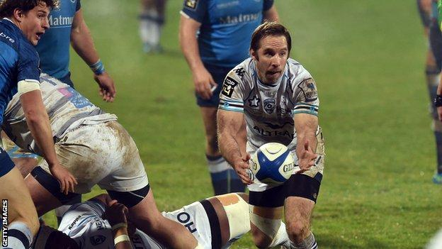 Tomas O'Leary ended his career with Top 14 side Montpellier in France