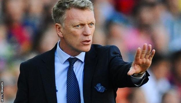 Moyes was sacked by Real Sociedad in November