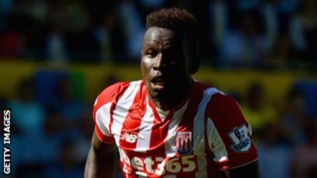 Stoke and Senegal's Mame Biram Diouf