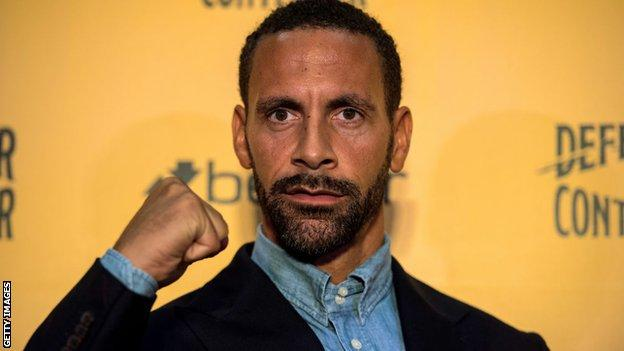 Rio Ferdinand has spoken openly about grief and being a parent to his children after their mum died