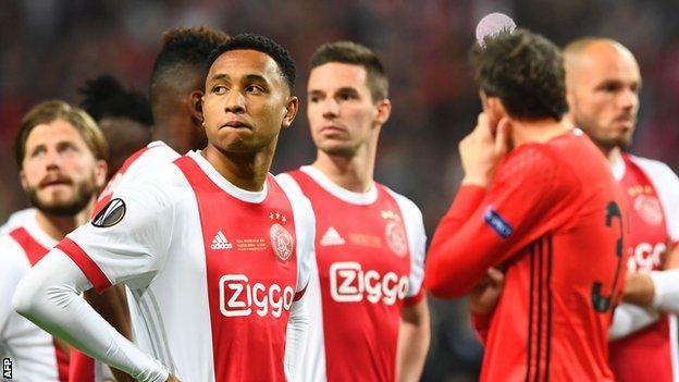 Ajax players