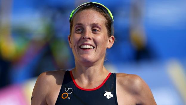 World Triathlon Series 2019: Jess Learmonth second as Katie Zaferes wins again thumbnail
