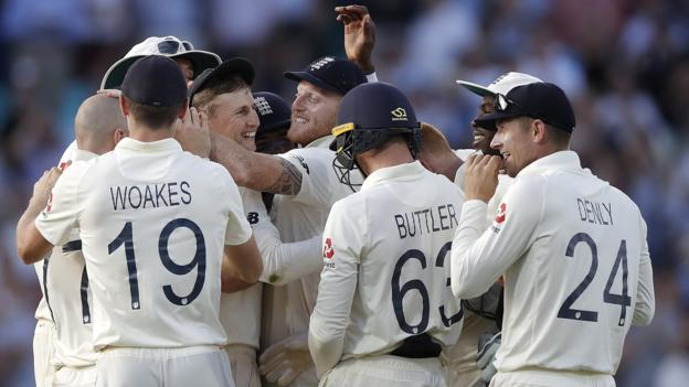 Ashes 2019: England level series after beating Australia in final Test