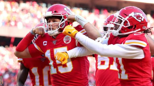 Super Bowl 2020: Kansas City Chiefs beat Tennessee Titans 35-24 in AFC Championship game thumbnail