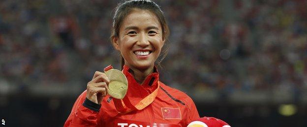 China's Liu Hong