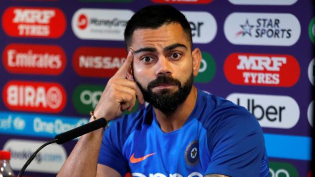 Virat Kohli: India captain surprised by England's struggles thumbnail