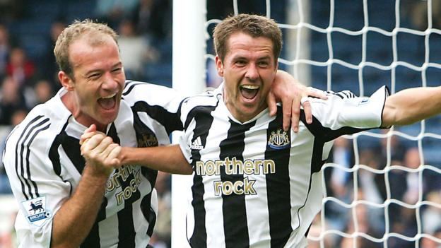 Owen book sparks Twitter row with Newcastle legend Shearer