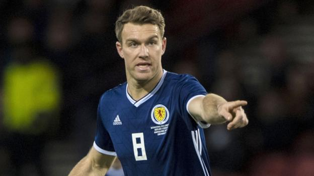 Belgium test 'a proper game' for Scotland - McDonald
