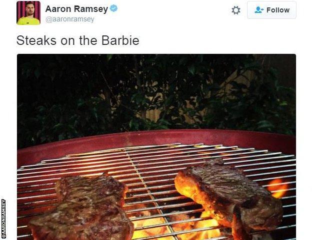Ramsey Twitter