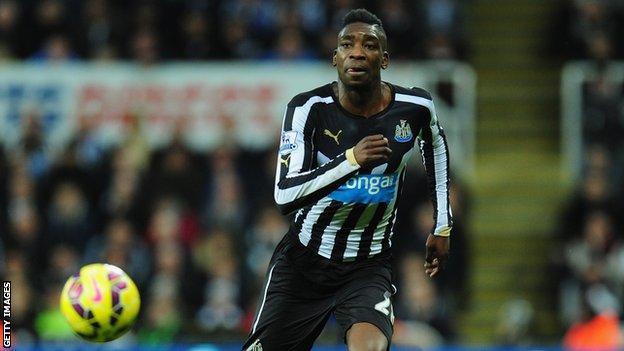 Sammy Ameobi, Newcastle United