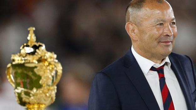 Barbarians v Fiji: Eddie Jones not over England's World Cup final defeat