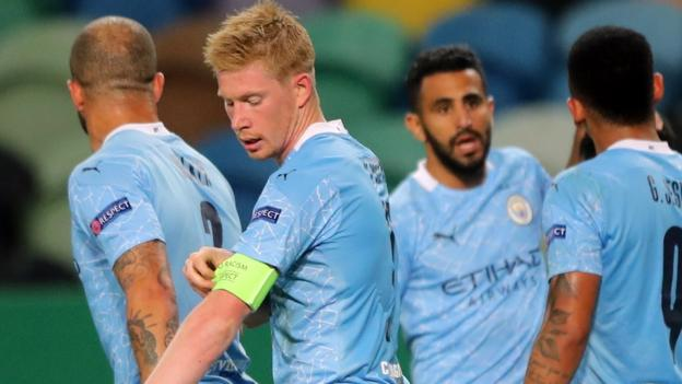 'Different year, same stuff' - De Bruyne says Man City 'need to learn'