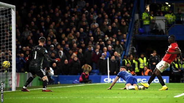 Olivier Giroud's disallowed goal