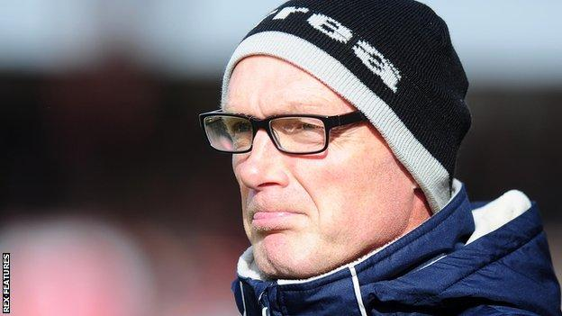 Neil Aspin's Vale have won three of his first five matches in charge