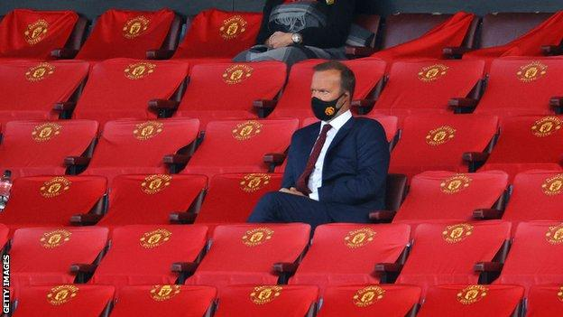 Ed Woodward, Manchester United chief executive