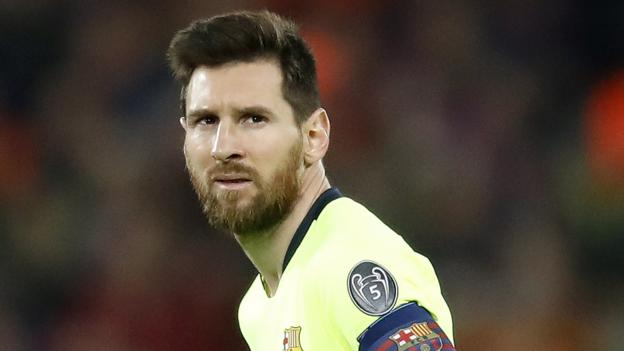 Copa del Rey final: Barcelona's Lionel Messi says Liverpool defeat was one his 'worst moments' thumbnail
