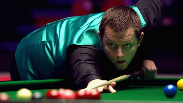 Masters 2018: Mark Allen beats John Higgins 6-3 to join Kyren Wilson in final