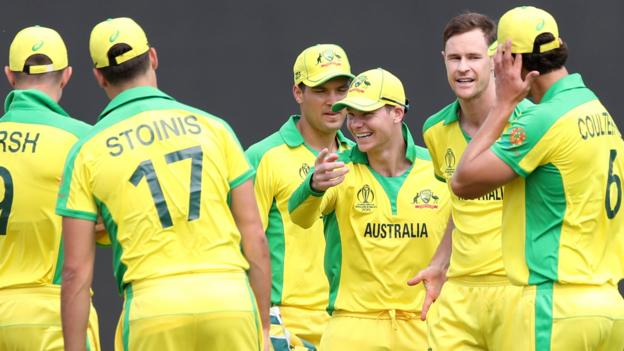 England v Australia warm-up: Steve Smith hits ton as Aaron Finch's side earn narrow win thumbnail
