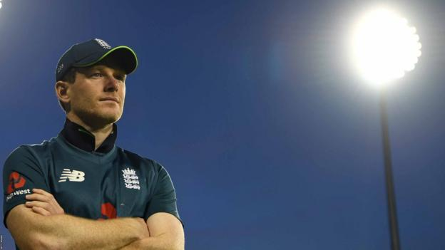 Cricket World Cup: Eoin Morgan on England's rise to top of world rankings thumbnail