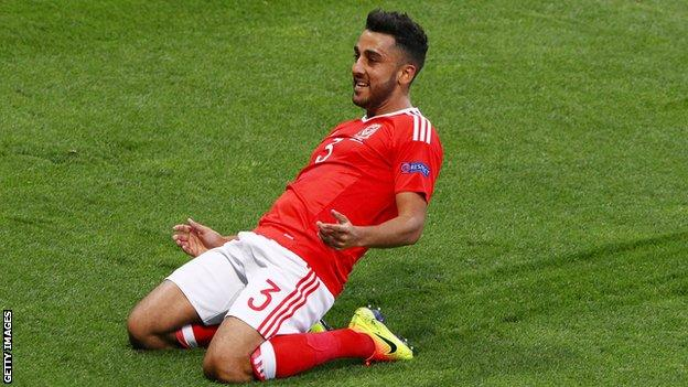 Neil Taylor: Wales' Aston Villa defender's highs and lows - BBC Sport