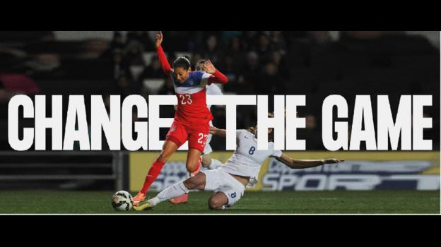 #changethegame: BBC Sport to launch women's summer of sport season thumbnail