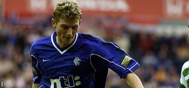 Tore Andre Flo was Scottish football's record signing for £12 million