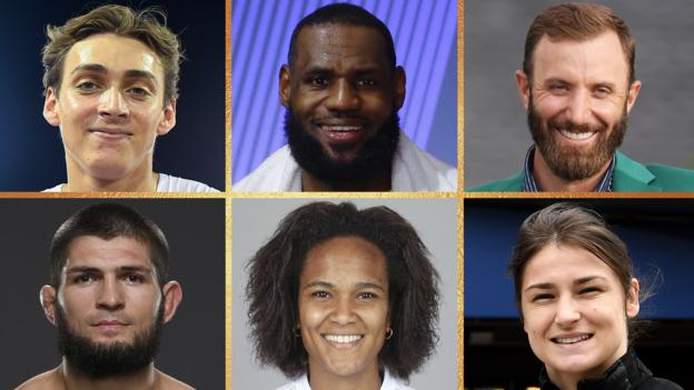 Sports Personality of the Year: Voting open for BBC World Sport Star 2020 award thumbnail