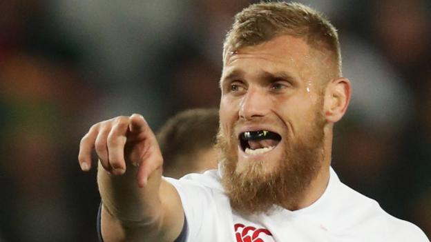 102017528 shields - England v South Africa: Brad Shields in as England drop Chris Robshaw