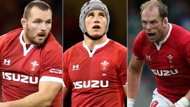 Owens, Davies and Wyn Jones so vital for Wales - Warburton