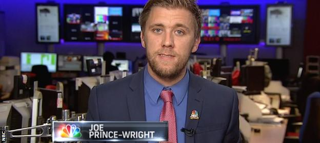 Joe Prince-Wright