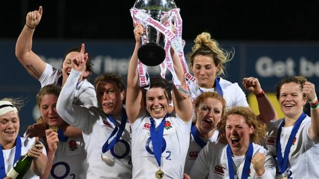 England complete Women's Six Nations Grand Slam with win ...