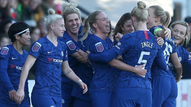 Premier League gives ladies's soccer £1m to assist begin 2020-21 season thumbnail