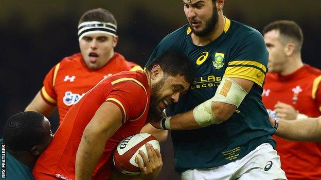 Wales number eight Taulupe Faletau has been made available by his club Bath despite the game being outside the Test window