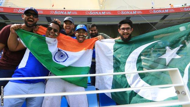 ICC Cricket World Cup 2019: India and Pakistan fans