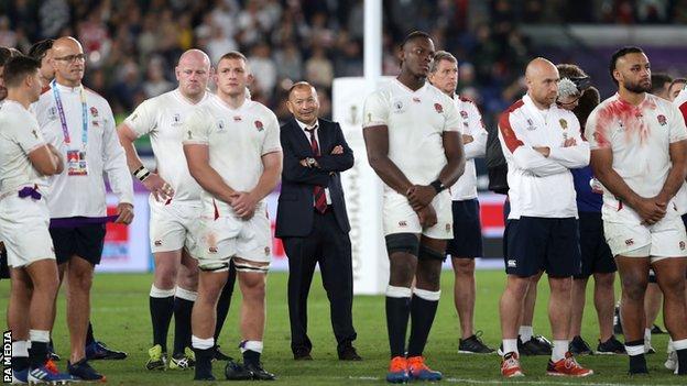 England and Jones