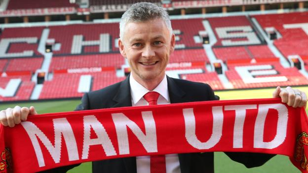 Manchester United: Ole Gunnar Solskjaer says permanent role is 'ultimate dream' thumbnail