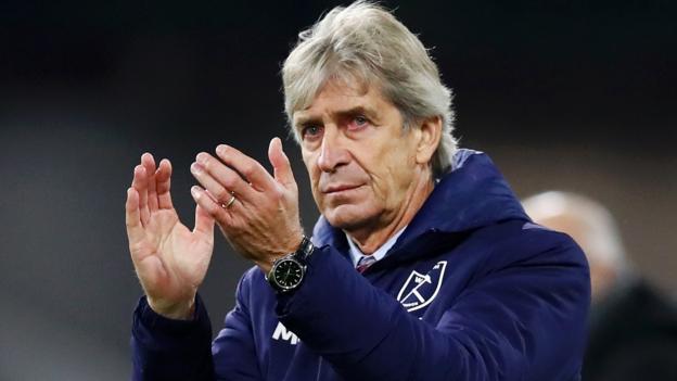 Manuel Pellegrini: West Ham to give manager more time despite poor form thumbnail