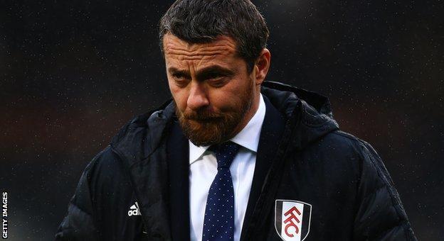 Fulham boss Slavisa Jokanovic